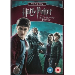 Harry Potter And The Half Blood Prince  (Year Six Sleeve) Double Disc Edition