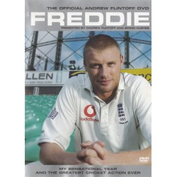 Freddie The Official Andrew Flintoff DVD