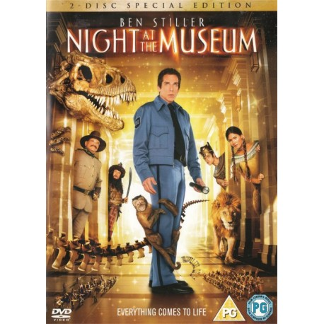 Night At The Museum Special Edition