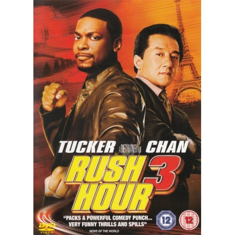 Rush Hour 3 Double Disc Edition