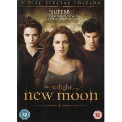 The Twilight Saga New Moon Special Edition
