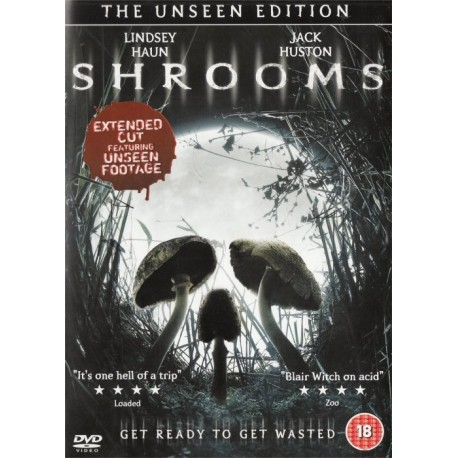 Shrooms Unseen Edition