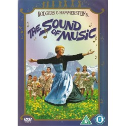 The Sound Of Music Sing A Long Edition Region 2 DVD