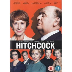 Hitchcock The Alfred Hitchcock Story Region 2 DVD
