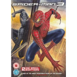 Spider Man 3 Special 2 Disc DVD