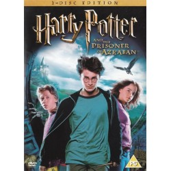 Harry Potter And The Prisoner Of Azkaban Double Disc Edition
