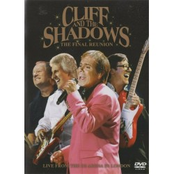 Cliff Richard & The Shadows Final Reunion Live from O2 London