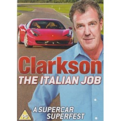 Jeremy Clarkson The Italian Job