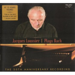 Jacques Loussier Plays Bach 50th Anniversary Recording
