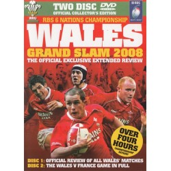 Wales Grand Slam 2008 Official Extended Review