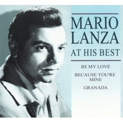 At His Best - Mario Lanz