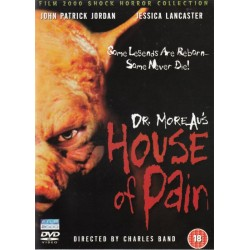 Dr. Moreau's House Of Pain