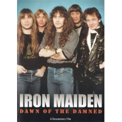 Iron Maiden Dawn Of The Damned