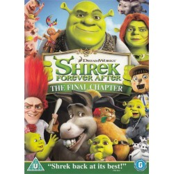 Shrek Forever After The Final Chapter