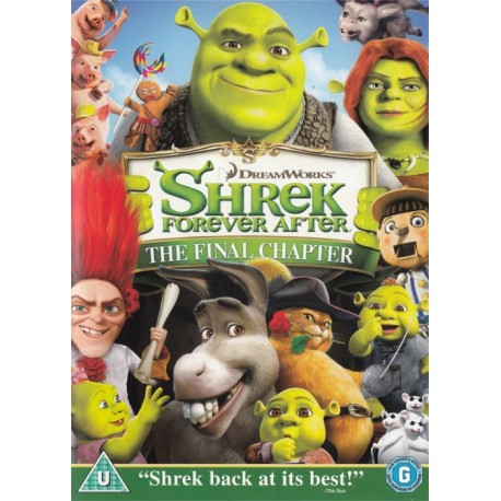 Shrek Forever After The Final Chapter