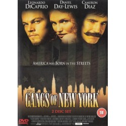 Gangs Of New York Double Disc Edition