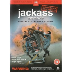 Jackass The Movie Special Collector's Edition