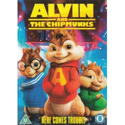 Alvin And The Chipmunks Here Comes Trouble