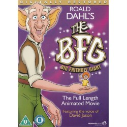 Roald Dahl's BFG Big Friendly Giant Digitally Restored