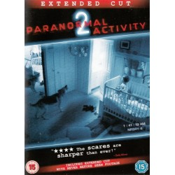 Paranormal Activity 2 Extended Cut