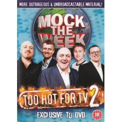 Mock The Week Too Hot For TV Volume 2