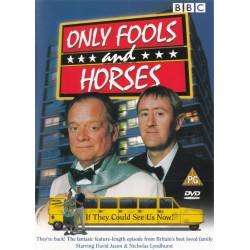 Only Fools And Horses If They Could See Us Now ! Region 2 DVD