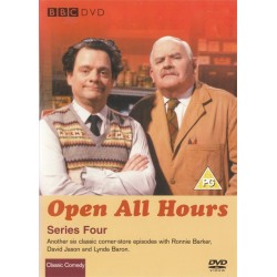 Open All Hours Series 4 (BBC)