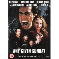 Any Given Sunday Special Edition Director's Cut