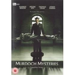 Murdoch Mysteries Series 1