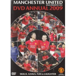 Manchester United Football Club MUFC DVD Annual 2009