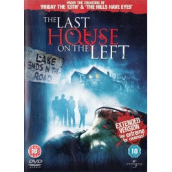 The Last House On The Left Extended Version5050582716856
