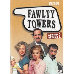 Fawlty Towers Series 2 (BBC)