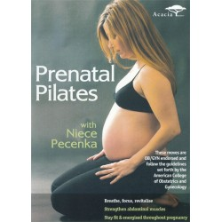 Prenatal Pilates With Niece Pecenka