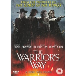 The Warrior's Way Region 2 DVD