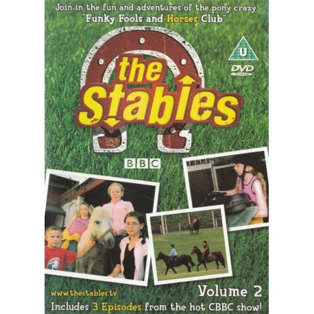 The Stables Volume 2 (CBBC)