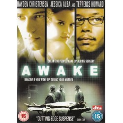 Awake Region 2 DVD