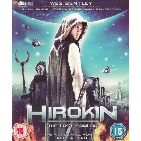 Hirokin The Last Samurai (Blu-Ray)