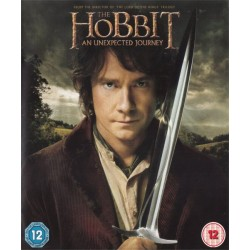 The Hobbit An Unexpected Journey (Blu-Ray)