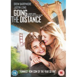 Going The Distance Region 2 DVD