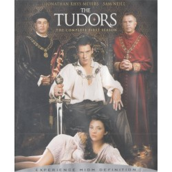 The Tudors Season / Series 1 (Blu-Ray)
