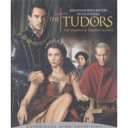 The Tudors Season / Series 2 (Blu-Ray)