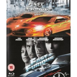 The Fast And The Furious Tokyo Drift / Fast And Furious
