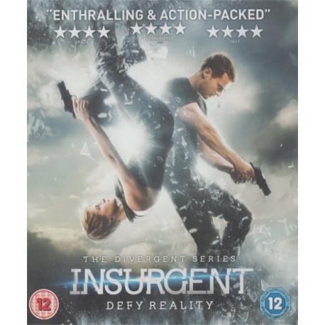 Insurgent Defy Reality (Blu-Ray)