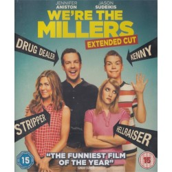 We're The Millers Extended Cut (Blu-Ray)