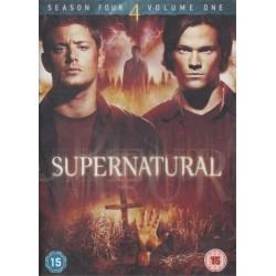 Supernatural Season 4 Volume 1