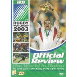 Rugby World Cup 2003 Official Review