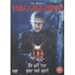 Clive Barker's Hellraiser (Anchor Bay)