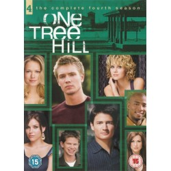One 1 Tree Hill Season / Series 4 Region 2 DVD