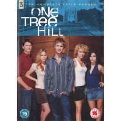 One 1 Tree Hill Season / Series 3 Region 2 DVD