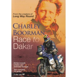 Charley Boorman Race To Dakar Region 2 DVD